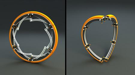 eco 07 Bicycle Concept