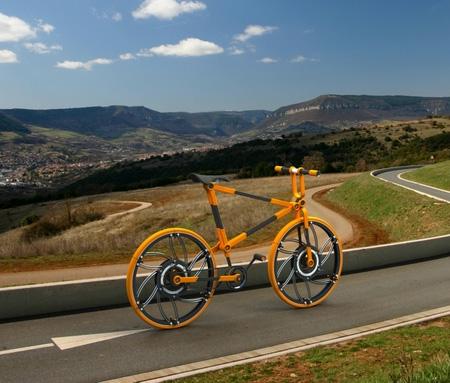 eco 07 Folding Bicycle
