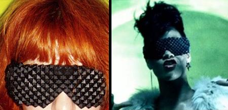 Pyramid Stud Sunglasses