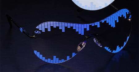 Equalizer Night Glasses
