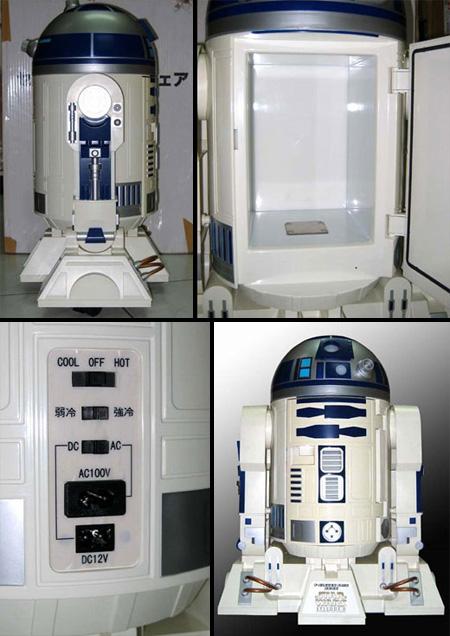 R2-D2 Refrigerator