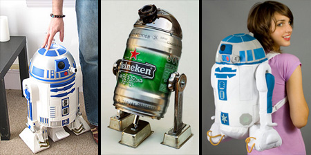14 Cool Designs Inspired by R2-D2