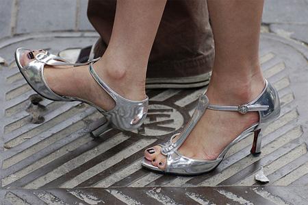 Metal Shoes