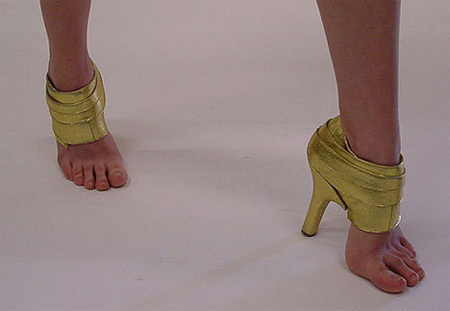 Toeless Shoes