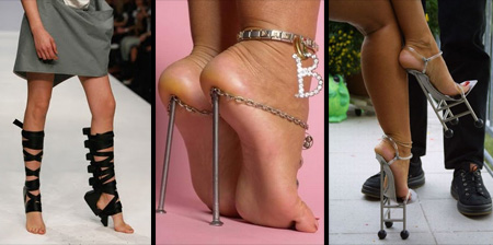 14 Weird and Unusual Shoes