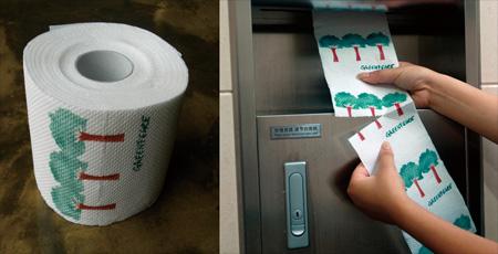Greenpeace Toilet Paper