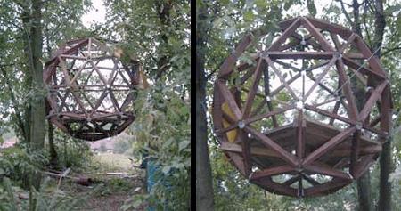 Dome Tree House