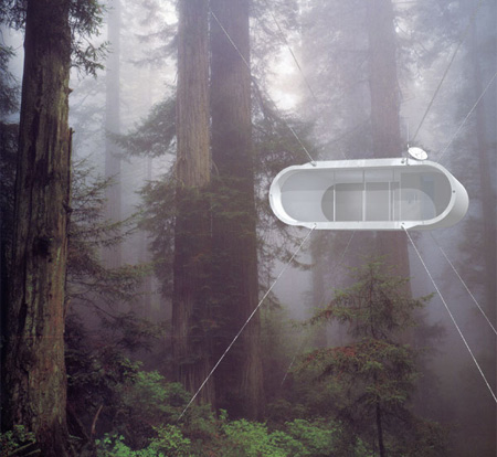 Lifepod Tree House