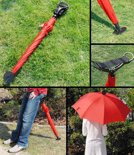Umbrella Stool