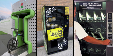 17 Most Unusual Vending Machines