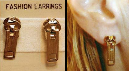 Cool Zipper Inspired Designs Seen On www.coolpicturegallery.net