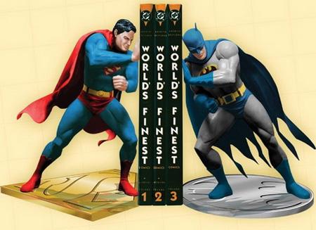 Batman vs Superman Bookends