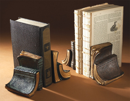 Vintage Books Bookends