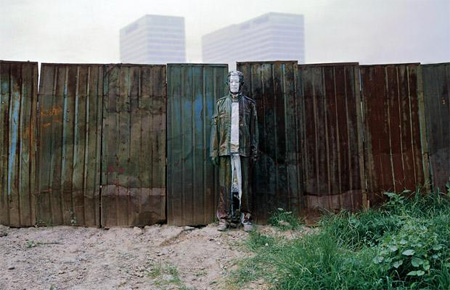 Camouflage Art by Liu Bolin 3