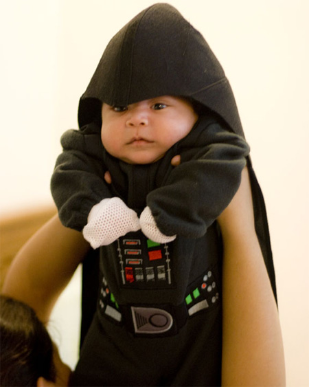 Darth Vader Baby Costume