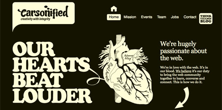 15 Examples of Modern Web Design