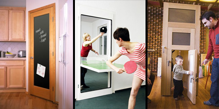 10 Unusual and Creative Doors