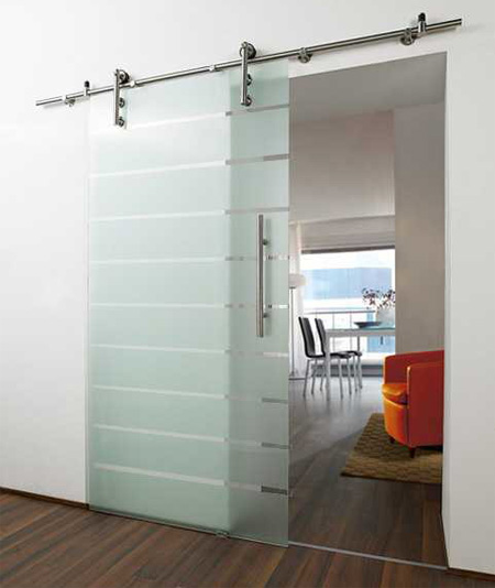 Modern Sliding Glass Doors 450 x 534