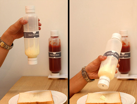 Innovative Double Sided Bottle