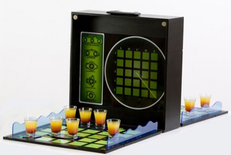 Battleship Drinking Game