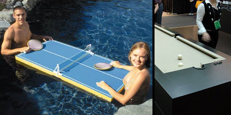 10 Cool Modern Gaming Tables