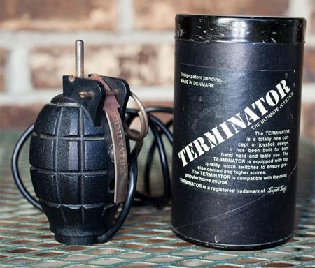 Grenade Joystick