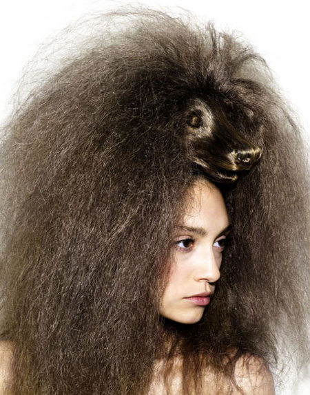 Animal Hair Style by Nagi Noda
