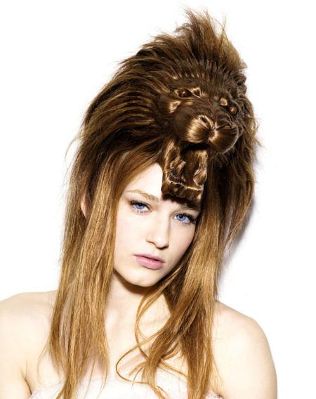 Animal Hair Style