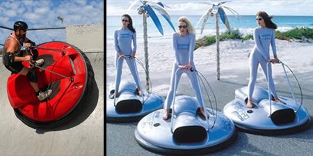 Air Board Personal Hovercraft