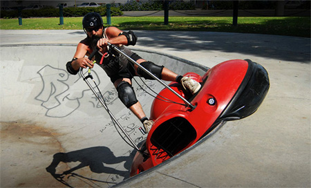Cool Personal Hovercraft