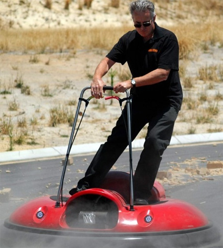 AirBoard Personal Hovercraft