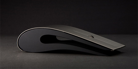 Titanium ID Wireless Mouse