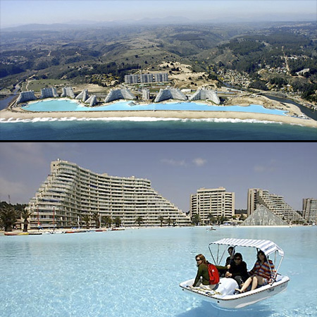 Worlds Largest Pool