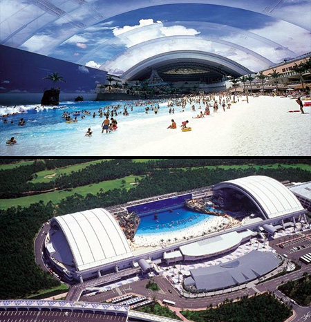12 unusual swimming pools for Largest swimming pool in the us