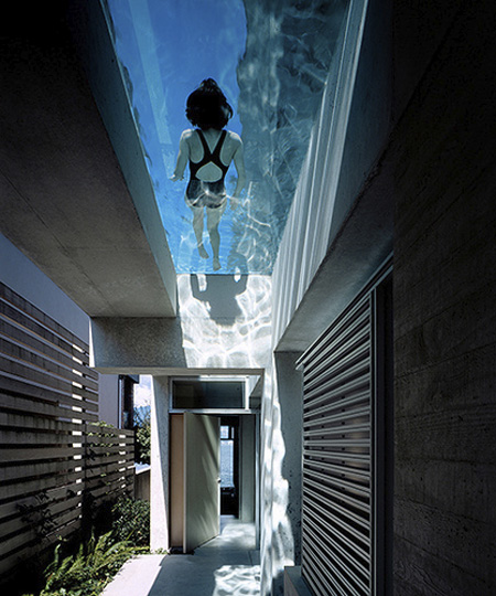 Transparent Pool