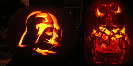 20 Amazing Pumpkin Carvings