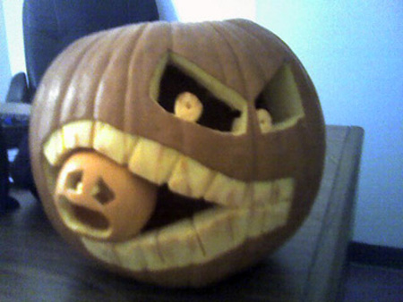 Cannibal Pumpkin