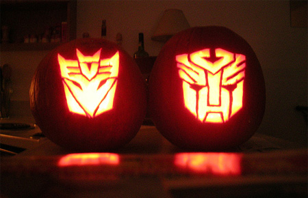 20 Amazing Pumpkin Carvings