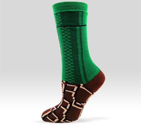 Super Mario Socks