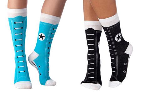 Hi Top Socks