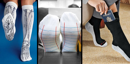 12 Weird and Creative Socks