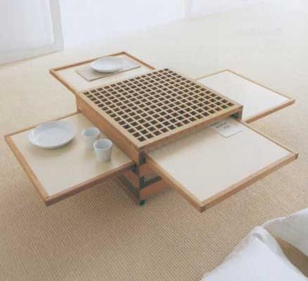 Tetra Table