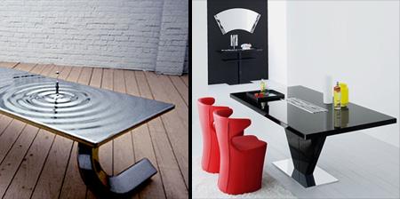 12 Stylish Modern Table Designs