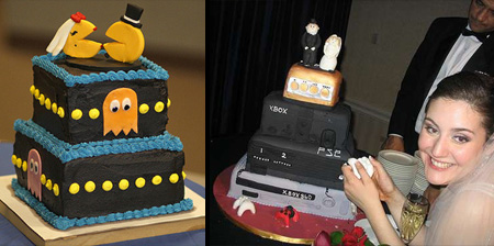 14 Fun and Creative Wedding Cakes