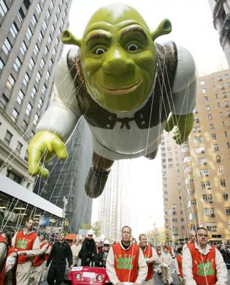 Shrek Balloon