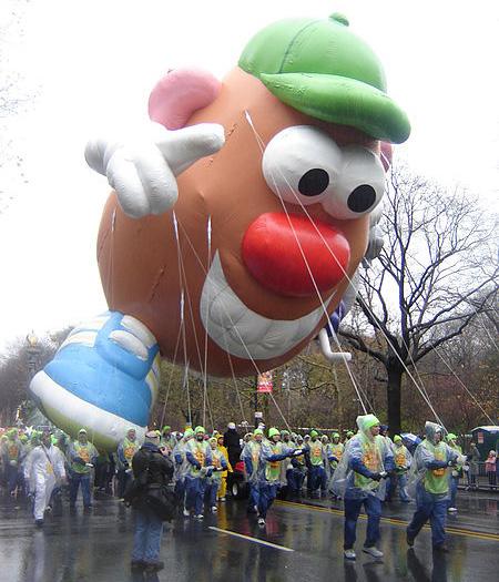 Mr Potato Head Balloon