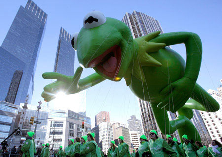 Kermit the Frog Balloon