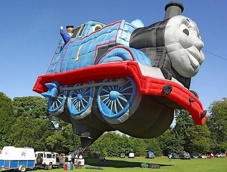 Thomas Train Hot Air Balloon