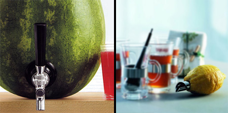 10 Cool Beverage Drinking Gadgets