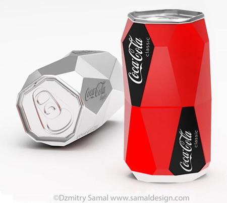 Coca-Cola Can Concept